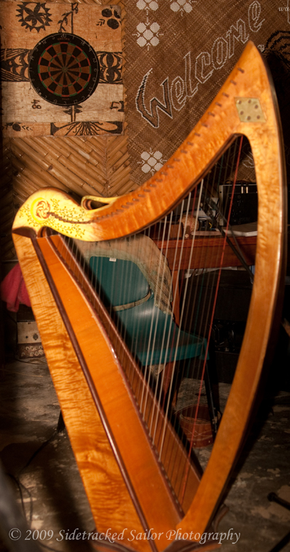 Bobbie Jo Curley Celtic Harp and Native American Flute