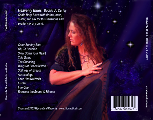 Passionate Music, soulful vocals, deep spiritual and meaningful lyrics, Jazz Blues harp