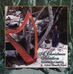Traditional International Christmas Music Favorites Harp and Vocals, Spiritual Holiday Music, Christmas Music Celtic Harp and Voice